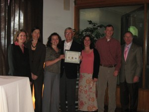 2009 Oregon Governor's Fund Recipients, Calapooia-Santiam Partnership